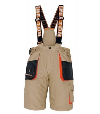 EMERTON SUMMER nohavice s náprsenkou 4 v 1